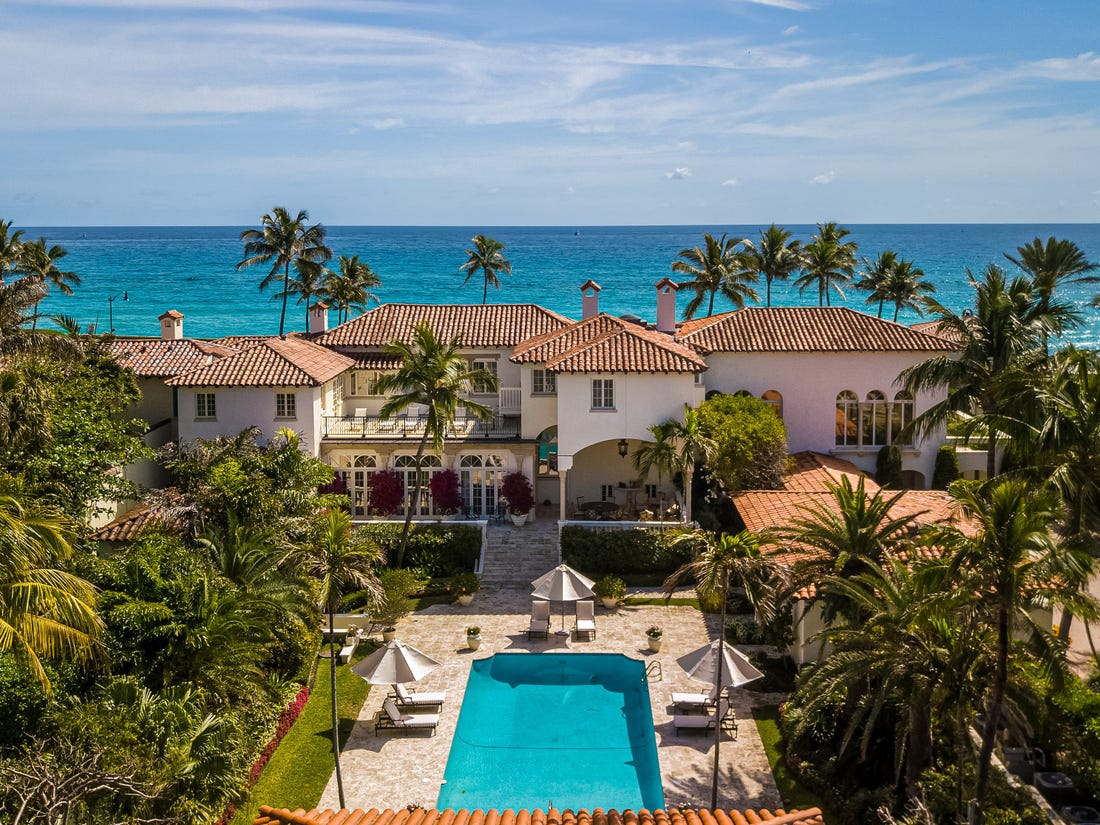 Now might be the best time to explore purchasing your dream luxury villa