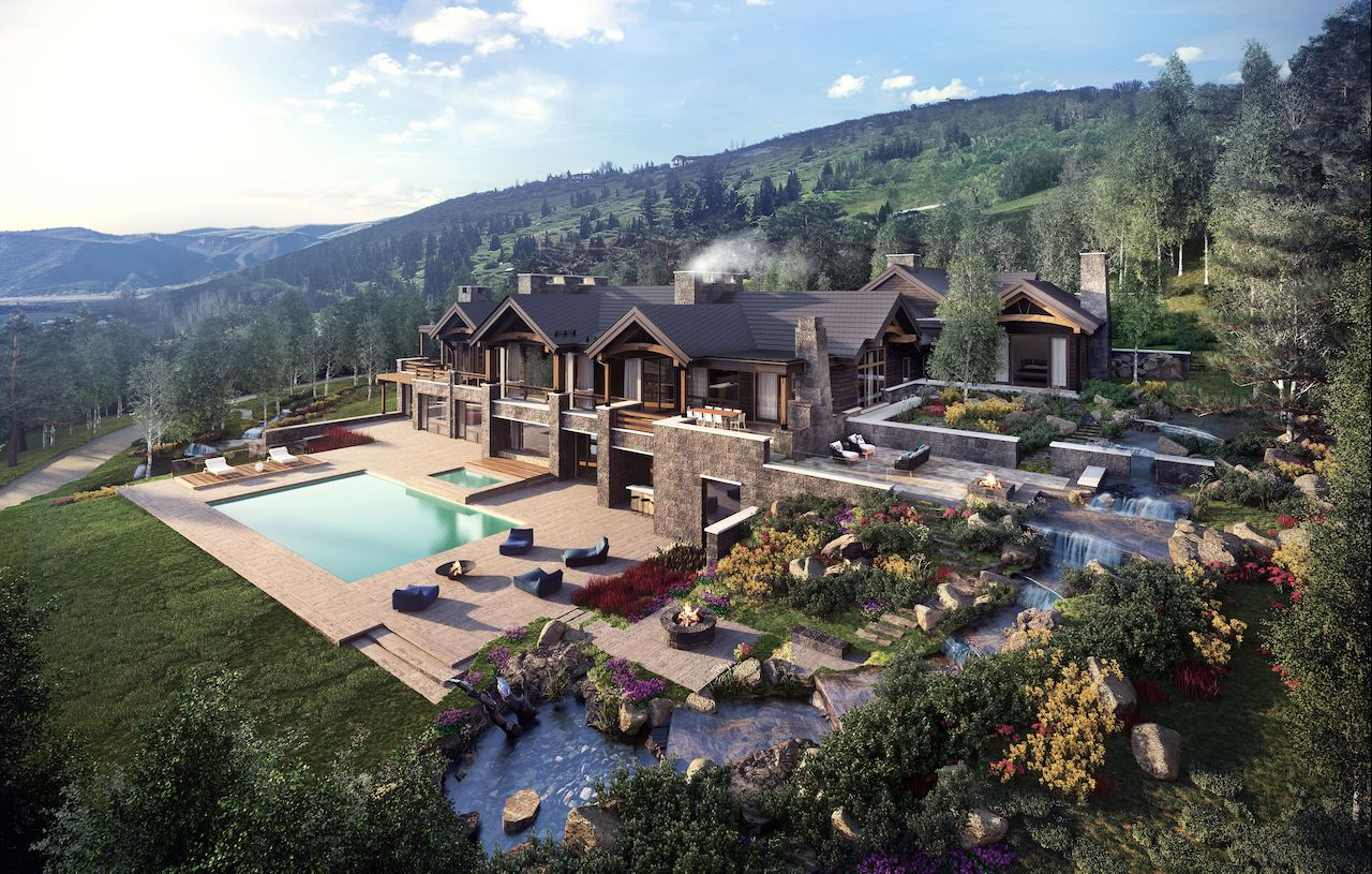 Luxury vacation home sales boom as the freedom of travel dissipates
