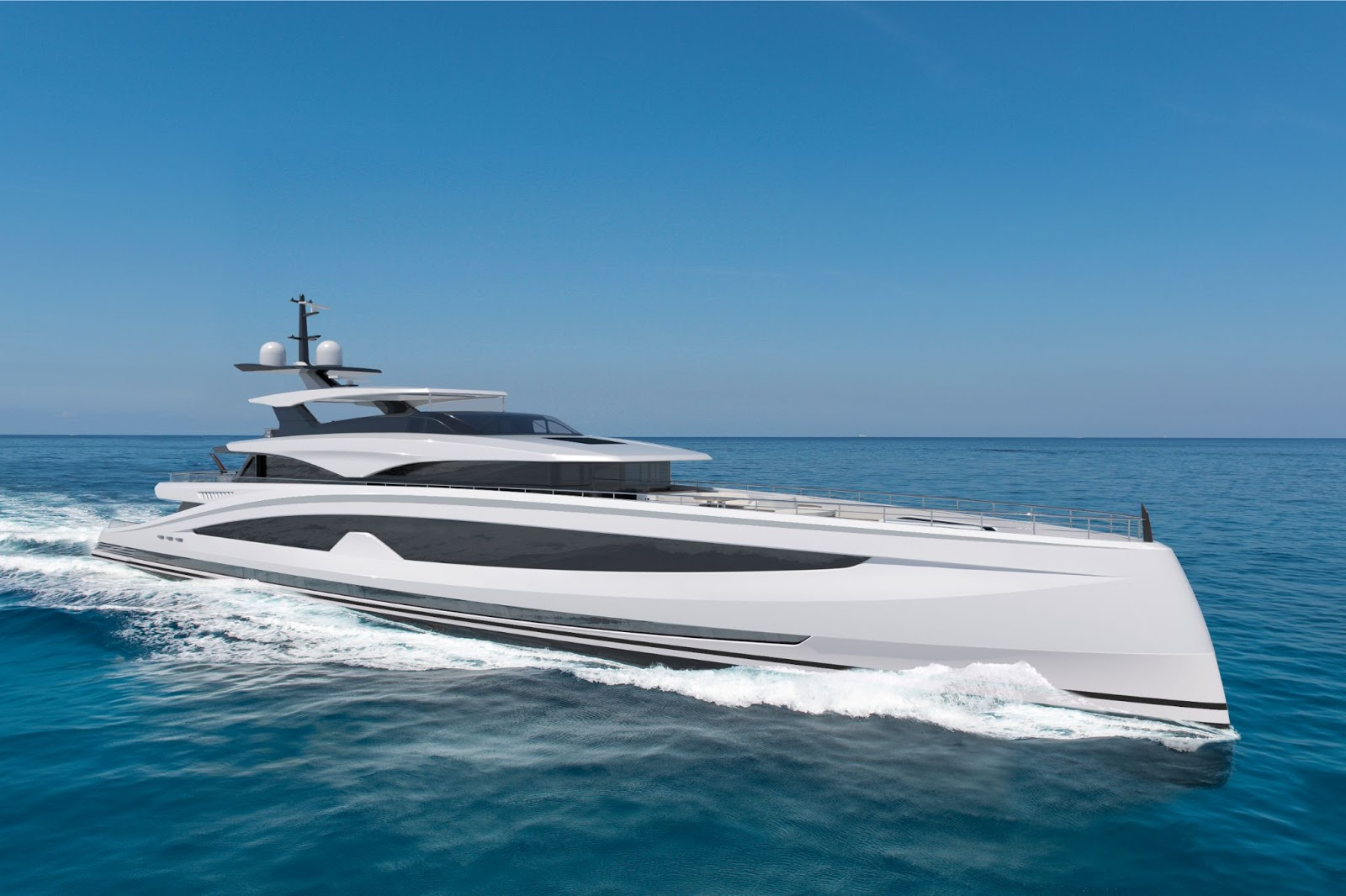 luxury megayachts
